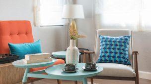 mobiliar apartamento novo