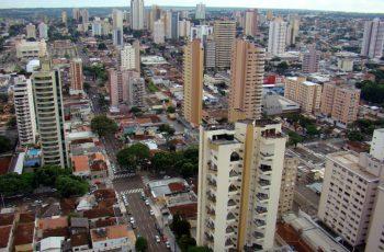 O guia de bairros de Campo Grande